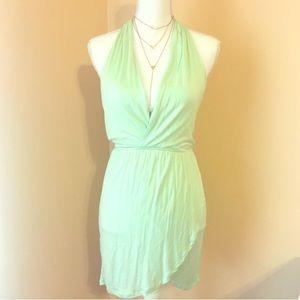 Tobi green dress